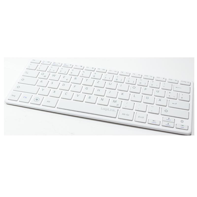 keyboard reichweite: